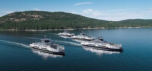 4 feriboturi BC Ferries